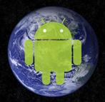 Google Nexus S в космосе