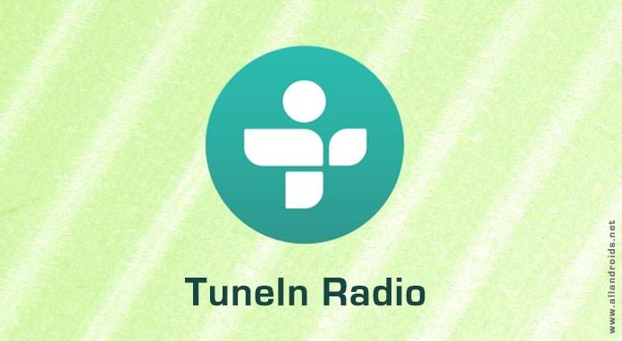 Интернет-радио для андроид TuneIn