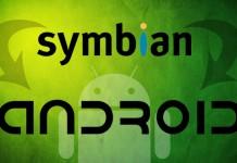 С symbian на android
