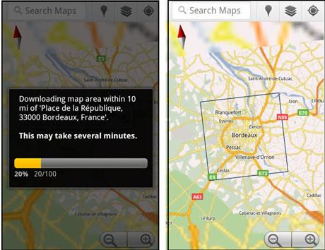 Обновление google maps 5.7