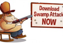 Swamp Attack для андроид