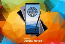 Обновление Galaxy Note 8 Android Oreo